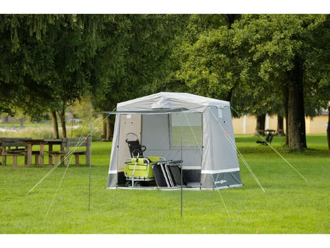 Brunner Kitchen Tent Gray Blue