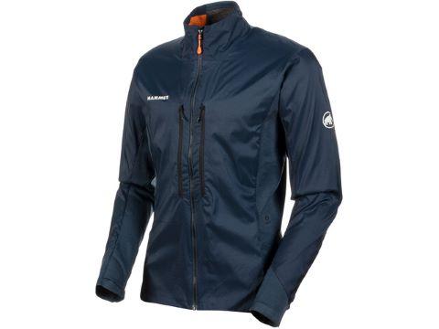 Blue Mammot Hybrid Jacket